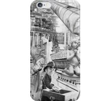 Just Right Floyd. iPhone Case/Skin