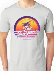 San Junipero Black Mirror Together Forever Unisex T-Shirt