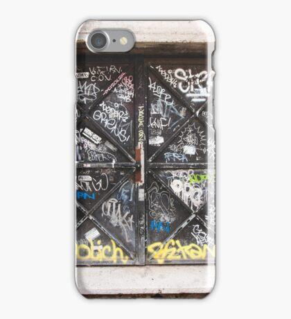 Italian Graffiti  iPhone Case/Skin