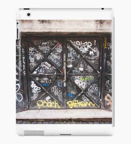 Italian Graffiti  iPad Case/Skin