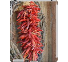 Hot Old Peppers iPad Case/Skin