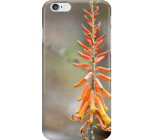 The Last Lonely Flower iPhone Case/Skin