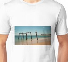 1167 Cat Bay Jetty Unisex T-Shirt