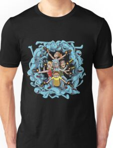 Rick And Morty Mr Meeseek Unisex T-Shirt