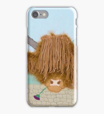 Angus iPhone Case/Skin