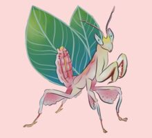 Orchid Mantis is a fairy One Piece - Short Sleeve