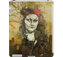 She will come for you while you sleep iPad Case/Skin