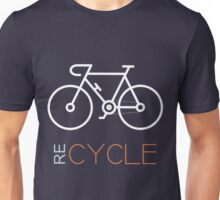 Ride And Cycle Unisex T-Shirt