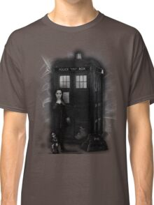 The Girl Who Waited...to kill you. Classic T-Shirt