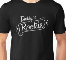 Daddy's Rookie - Football Basketball Soccer Sports Player Unisex T-Shirt
