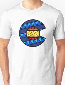 Colorado Tribal Flag: True Colour Unisex T-Shirt