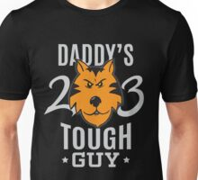 Daddy's Tough Guy - Tiger - Kid's Sports Football Baseball Backetball 2 Unisex T-Shirt