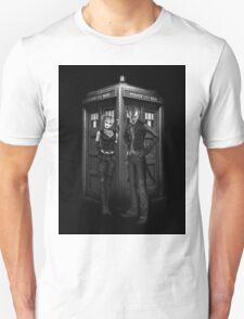 Mad Man outside a Box Unisex T-Shirt