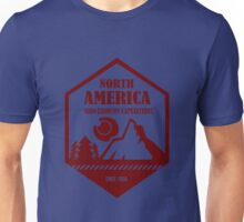 North America Unisex T-Shirt