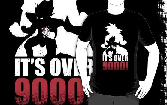 Over 9000 by Baznet