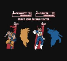 Select Z Fighter by Baznet