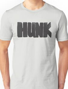 Hunk - Cute Kids Design Unisex T-Shirt