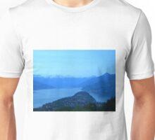 Punta spartivento - Bellagio Unisex T-Shirt