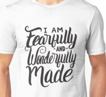 I am Feargully and Wonderfully Made Christian Kid Unisex T-Shirt