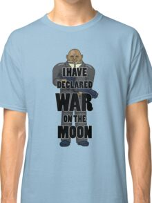 War on the Moon Classic T-Shirt
