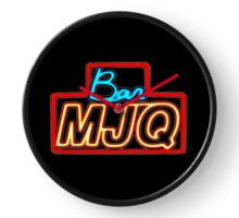 Shenmue MJQ Jazz Bar Shenmue Clock
