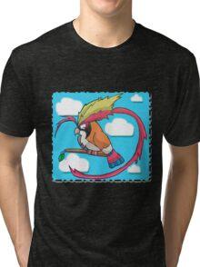Mega Pidgeot Pokémon Tri-blend T-Shirt
