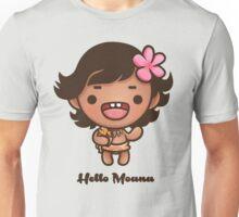 Hello Moana Unisex T-Shirt