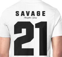 21 Savage Jersey (BLACK) Unisex T-Shirt