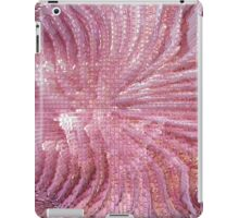 Pink Extrusion iPad Case/Skin
