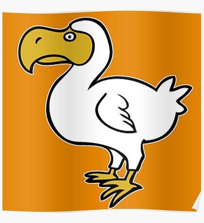dodo maurice réunion Poster