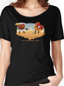 Old Fashioned Duel Women's Relaxed Fit T-Shirt