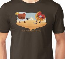 Old Fashioned Duel Unisex T-Shirt