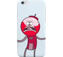 Angry Benson iPhone Case/Skin