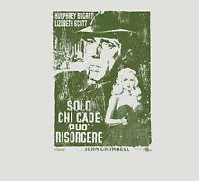 Bogart - Solo Chi Cade Unisex T-Shirt
