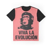 viva la evolucion Graphic T-Shirt