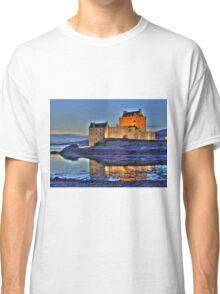 Eilean Donan Castle 31456 Classic T-Shirt