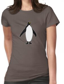 pingouin Penguin Womens Fitted T-Shirt