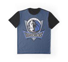 Dallas Mavericks Graphic T-Shirt