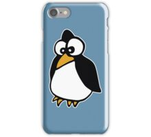 pingouin Penguin linux cartoon iPhone Case/Skin
