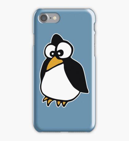 pingouin Penguin linux cartoon iPhone Case/Skin
