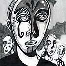 'THE MASKS WE WEAR'  by Jerry Kirk