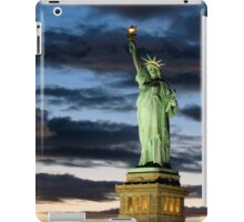 The Statue of Liberty iPad Case/Skin