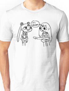 Sailor Salami Unisex T-Shirt