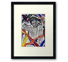 Society and Self Destruction  Framed Print