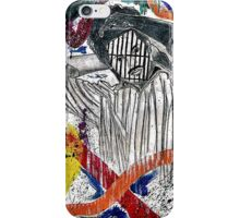 Society and Self Destruction  iPhone Case/Skin