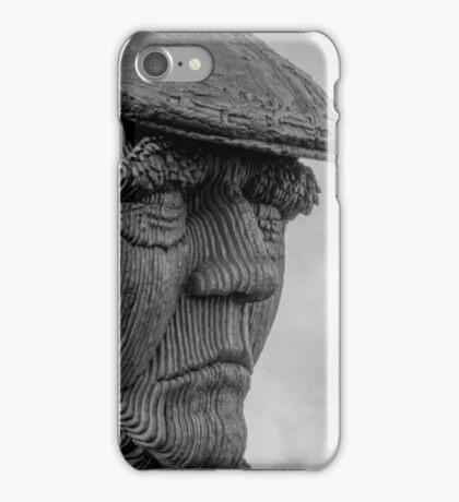 Portrait of Freddie iPhone Case/Skin