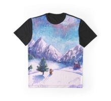 Visiting Graphic T-Shirt