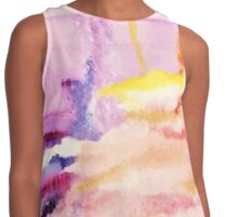 CLOUD BY DAY, FIRE BY NIGHT Contrast Tank