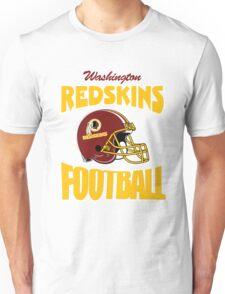 washington redskins football Unisex T-Shirt