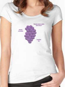 Member berries Women's Fitted Scoop T-Shirt